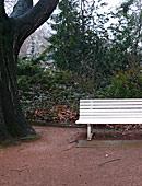 Gartenbank und Gartenmöbel