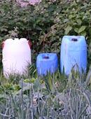 Wasserkanister für den Garten