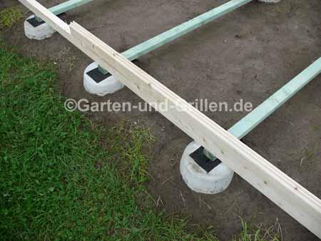 Dachpappe als Wassersperre