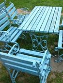 Neue Möbel für den Garten