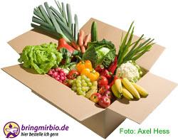 Obst & Gemüse von bringmirbio.de