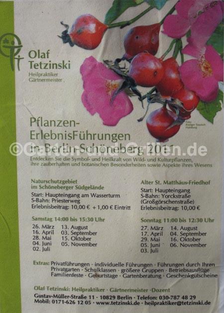 Pflanzen-Fuehrungen