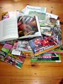 Zeitschriften und Magazine zum Thema Grillen
